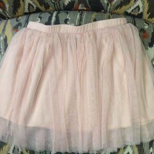 Tutu like skirt
